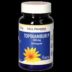 Topinambur P 400 mg GPH Kapseln