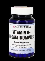 Vitamin B Gesamtkomplex GPH Kapseln