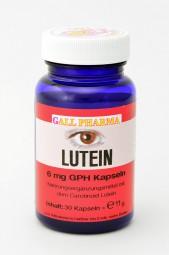 Lutein 6 mg GPH Kapseln
