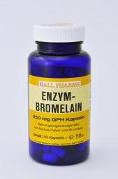 Enzym-Bromelain 250 mg GPH Kapseln