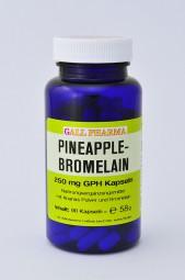 Pineapple-Bromelain 250 mg GPH Kapseln