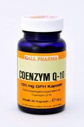 Coenzym Q-10 120 mg GPH Kapseln