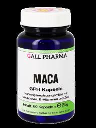 Maca 350 mg GPH Kapseln