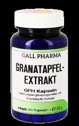 Granatapfelextrakt GPH Kapseln