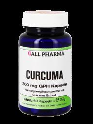 Curcuma 200 mg GPH Kapseln
