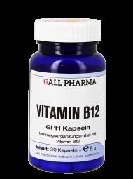 Vitamin B12 3,0 µg GPH Kapseln