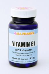 Vitamin B1 GPH Kapseln