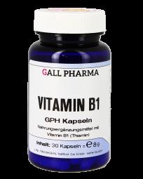 Vitamin B1 1,4 mg GPH Kapseln