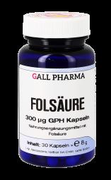 Folsäure 300 µg GPH Kapseln