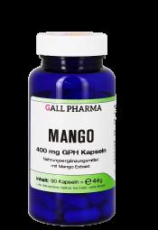 Mango 400 mg GPH Kapseln