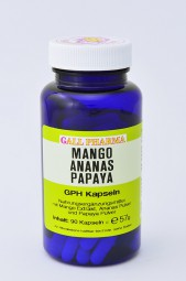 Mango Ananas Papaya GPH Kapseln