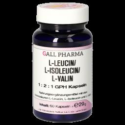 L-Leucin/L-Isoleucin/L-Valin GPH Kapseln