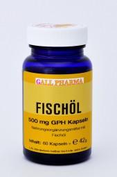Fischöl 500 mg GPH Kapseln