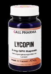 Lycopin 3 mg GPH Kapseln