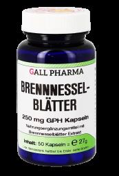 Brennesselblätter 250 mg GPH Kapseln