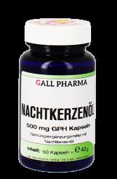 Nachtkerzenöl 500 mg GPH Kapseln