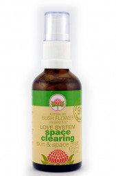 SPACE CLEARING SPRAY BUSH SPR 50ml