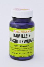 Kamille + Süssholzwurzel GPH Kapseln