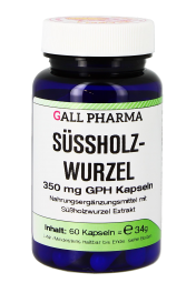 Süssholzwurzel 350 mg GPH Kapseln