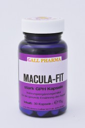 Macula-Fit stark GPH Kapseln