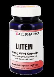 Lutein 10 mg GPH Kapseln