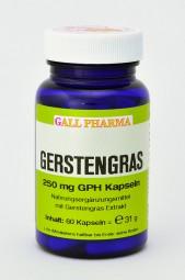 Gerstengras 250 mg GPH Kapseln