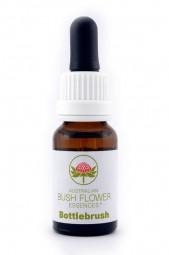 Australian Bush Flower Essence© Bottlebrush 15 ml