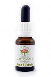 Australian Bush Flower Essence© Bush Fuchsia 15 ml