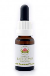 Australian Bush Flower Essence© Peach Flower Tea Tree 15 ml