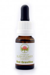 Australian Bush Flower Essence© Red Grevillea 15 ml