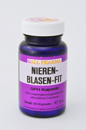 Nieren-Blasen-Fit GPH Kapseln