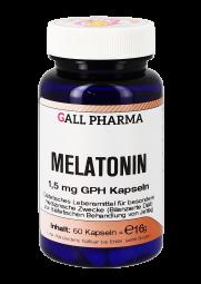 Melatonin 1,5mg GPH Kapseln