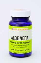 Aloe Vera 400 mg GPH Kapseln