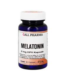 Melatonin 2,0 mg GPH Kapseln
