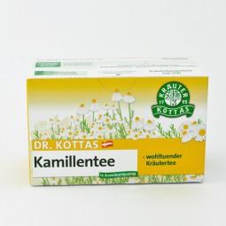 Dr. Kottas Kamillentee Filterbeutel 20 St.