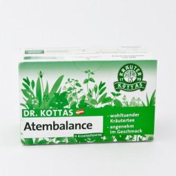 Dr. Kottas Atembalance Tee Filterbeutel 20 St.