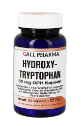 Hydroxytryptophan 50 mg GPH Kapseln