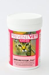PreventVet Immunsystem Katze Para Pulver 35g