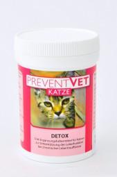 PreventVet Detox Katze Pulver 45g