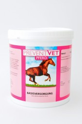 PreventVet Basisversorgung Pferd Pulver