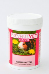 PreventVet Immunsystem Nager Pulver 25g