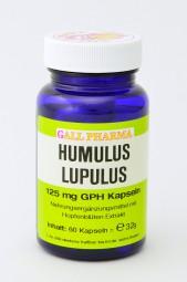 Humulus Lupulus 125 mg GPH Kapseln