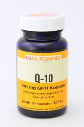 Q-10 100 mg GPH Kapseln