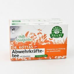 Dr. Kottas Abwehrkräftetee Filterbeutel 20 St.