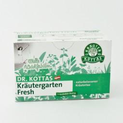 Dr. Kottas Kräutergarten Fresh Filterbeutel 20 St.
