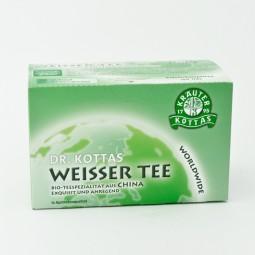 Dr. Kottas Weißer Tee Filterbeutel 20 St.