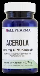 Acerola 500 mg GPH Kapseln