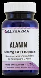 Alanin 500 mg GPH Kapseln