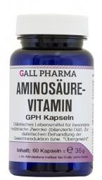 Aminosäure-Vitamin GPH Kapseln