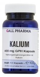 Kalium 400 mg GPH Kapseln